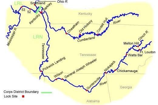 TN River Locks